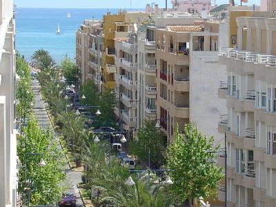 Apartment In Torrevieja Alicante .